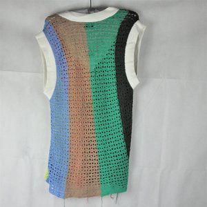 Urban Outfitters Sweaters - UO striped tunic sweater vest